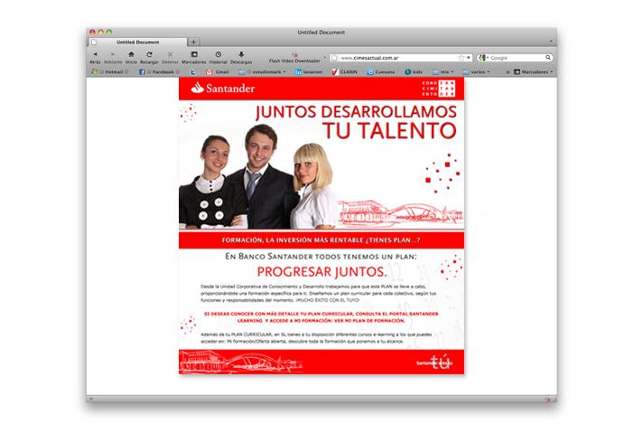 for Horario oficinas banco santander barcelona